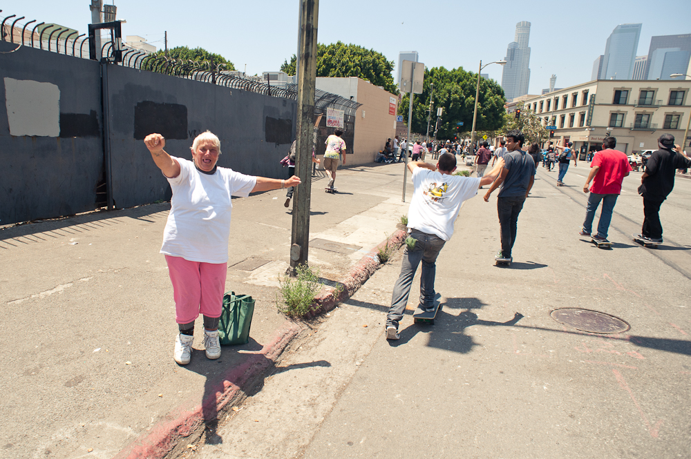 Wild In The Streets LA, Photo by Phil Blair